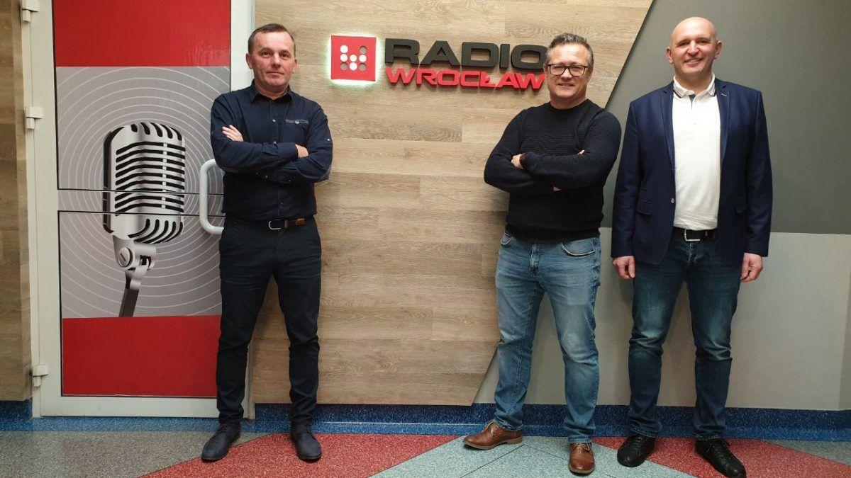 Contur2000 w Radio Wrocław